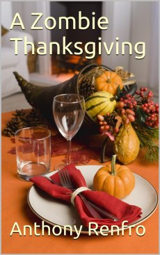 One woman risks life and limb in a Zombie Apocalypse to prepare a grand Thanksgiving feast.