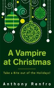 Vampire at Christmas - High Resolution